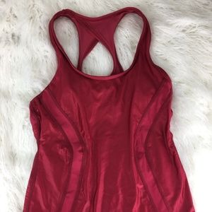 Trina Turk Women's Size S Red Tank Top